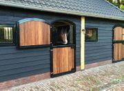 38 Tür Außenbox Pferdestall Pferdebox