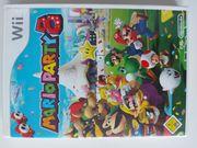 Wii Spiel Mario Party 8