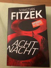 Thriller AchtNacht Sebastian Fitzek