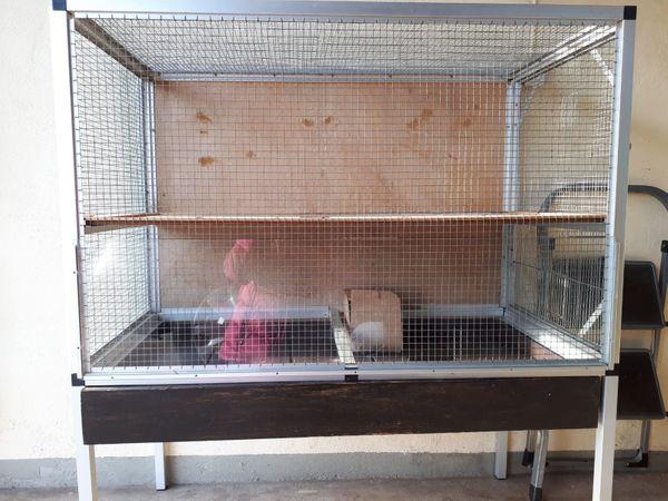 Vogel- Hamsterkäfig