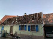 holzbalken vom Dachstuhl