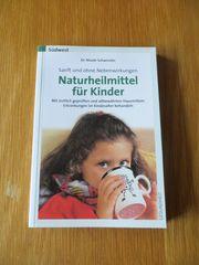 Fachbuch Naturheilmittel für Kinder