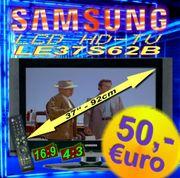 SAMSUNG HD TV LE37S62B Gebraucht-Used