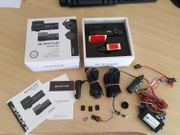BLACKVUE fullHD Dashcam DR650GW-2CH - 2 Kanal