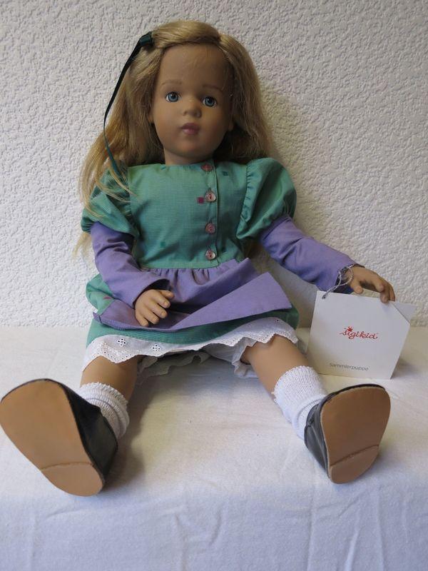 Puppe sigikid Cordelia limitiert mit
