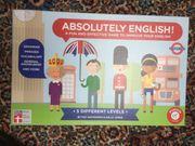Absolutely English - Kartenspiel