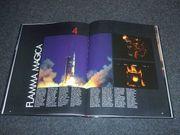Bildband Flamma Magica 1990 Feuer