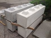 Betonblöcke Betonsteine Gartenfliesen Betonplatten Mega-Blöcke