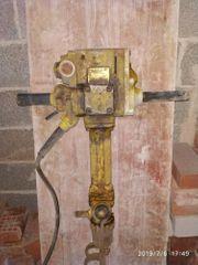 historischer Elektro-Gesteinsbohr hammer Bosch EW
