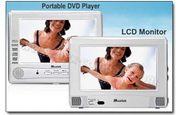 Mustek PL1070D Tragbarer DVD-Player