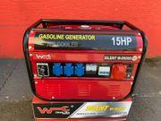 Stromaggregate mit bis zu 4