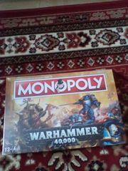 Monopoly Warhammer40 000 Original verpackt