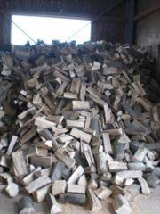 Holz trocken Brennholz 33cm Länge