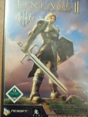 Verkaufe Lineage 2 PC CD-ROM