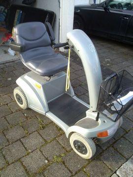 Bild 4 - Senioren Elektromobil - Elektro Scooter - Neu-Isenburg