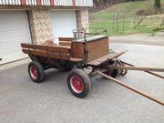 Verkaufe Kutsche Fourgon
