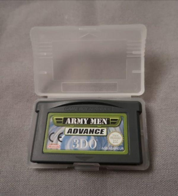 Army Men Advance Nintendo GBA