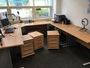 Komplette Büromöbel Ausstattung