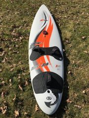 Windsurf Equipment Ausrüstung Board F2