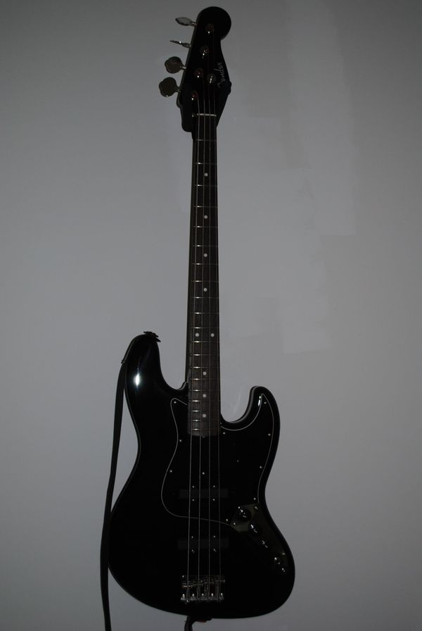 Fender Jazz Bass Japan Limited
