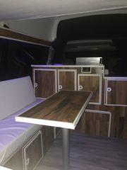 Mercedes Benz Camper Vito Wohnmobil