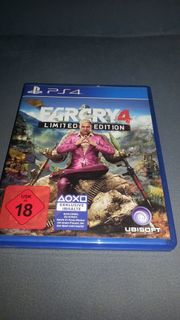 FARCRY 4 - limited Edition - PS4
