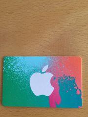 iTunes Guthaben 50 EUR