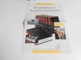 Brockhaus Enzyklopädie Jahrbücher mit Jahrbuch: Kleinanzeigen aus Rellingen - Rubrik Komplette Sammlungen, Literatur
