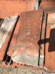 250st Biberschwanzziegel Dachziegel gebraucht