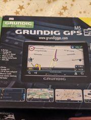 Grundig Navi-Gerät GPS M5