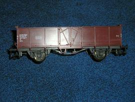 Modelleisenbahnen - Liliput H0 3 verschiedene Güterwagen
