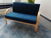 2-Sitzer-Lounge-Sofa grazil