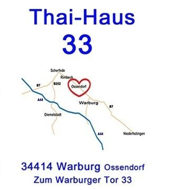 Erotikwohnung Thai-Haus 33 34414 Warburg-Ossendorf
