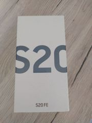 S20 FE Cloud Navy 128GB
