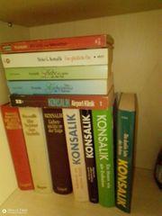 konsalik Bücher
