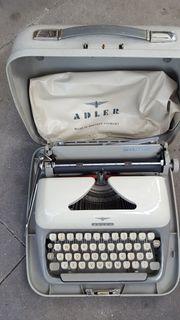 ADLER antikschreibmaschine
