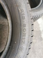4x Winter Reifen Marke Dunlop