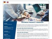 Business Product Manager m w