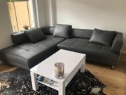 tolle Couch mit Ottomane Topzustand
