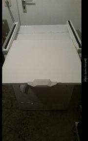 Zwischenplatte für Waschmaschine und Trockner