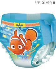 pampers pants und Schwimmwindeln