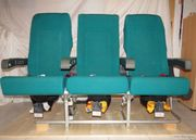 Rarität 3-er Sitz aus AIRBUS