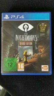 Little Nightmares - Deluxe Edition - Playstation