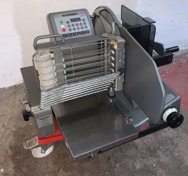 Automatische Vertikalschneidemaschine Bizerba VS 12