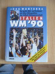 Fußballweltmeisterschaften WM 90 WM 94