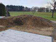 Bauaushub Mutterboden