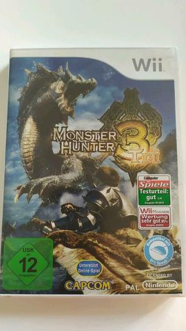 Wii Monster Hunter