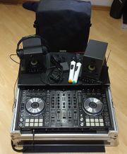 Pioneer DDJ-SX2 komplett DJ Studio