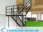 Lofttreppe Treppe mit Buchenholzstufen