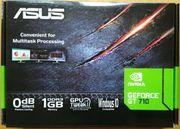 Grafikkarte ASUS GeForce GT 710